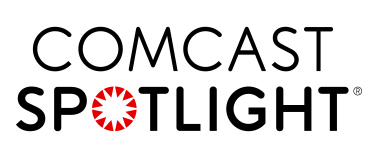 comcast spotlight 4c black red